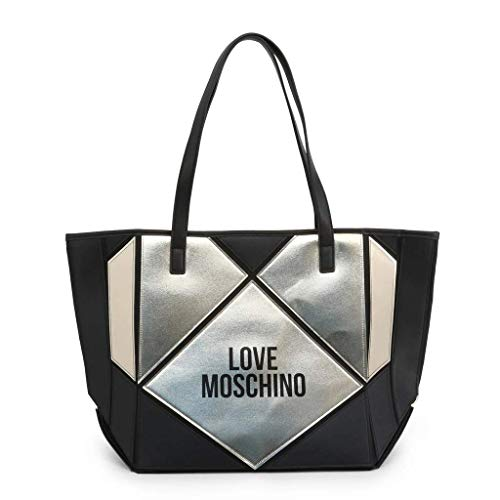 Love Moschino JC4120PP18 SHOPPER Donna NERO TU