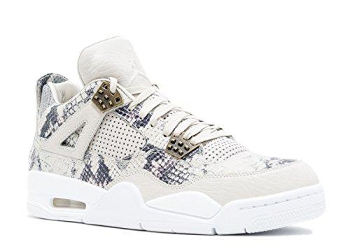 Nike Herren Michael Jordan - 819139-030 - Air Jordan 4 Retro Premium - 44 1/2