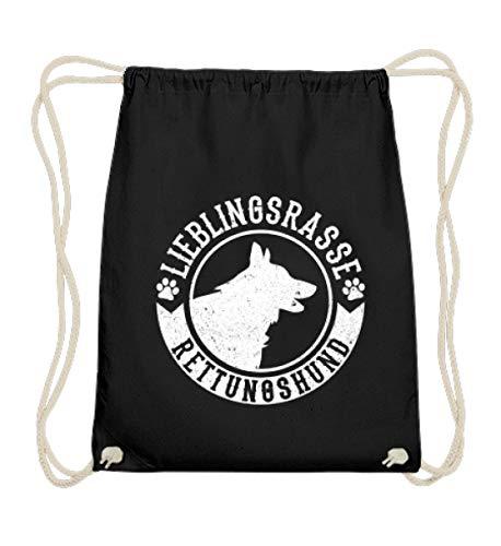 Chorchester Für Rettungs-Hund Such-Hunde Fans - Baumwoll Gymsac