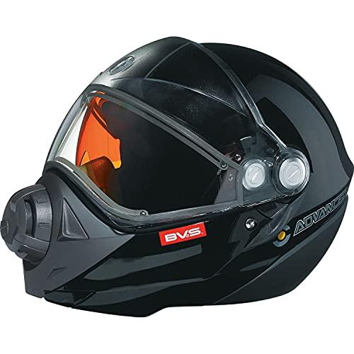 Ski-doo BV2S Modular Electric SE Helmet-Black #447468 (XXL)