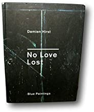 Rare -SIGNED Damien Hirst No Love Lost Blue Skull Flower Paintings Interview 1st HC