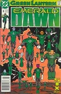 Green Lantern, Emerald Dawn, No. 6, May. 1990, The Dawn