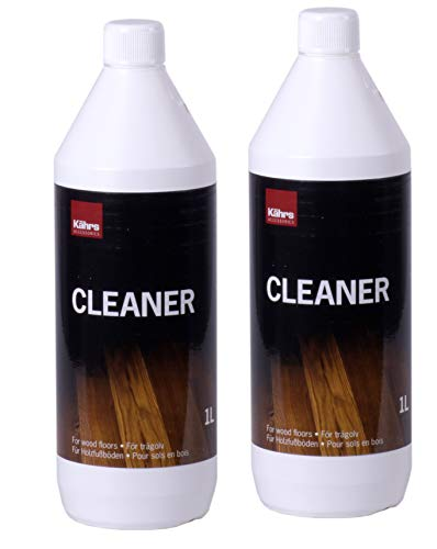 Kährs Spar-Set 2x Cleaner 1 Liter