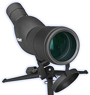 Roxant Authentic Blackbird High Definition Spotting Scope with Zoom – Rubber Armor,..