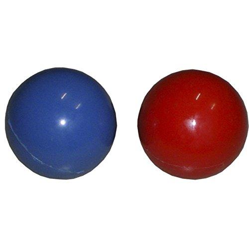 Amaya 610500 Soft 70 Hockey Ball, Rot/Blau/Schwarz, Einheitsgröße