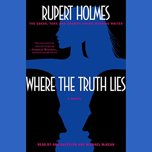 Where the Truth Lies audiobook cover art