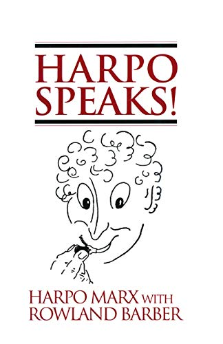 Harpo Speaks! (Limelight)