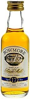 Rarität: Bowmore Whisky 17 Jahre 0,05l Miniatur ohne Geschenkdose