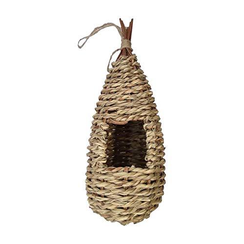 Yoouo Das Nest Nistkasten, Nest Nistkästen Für Vögel Eichhörnchen Nest Rotkehlchen Nistkasten Nistkasten Für Rotkehlchen,brutkasten Für Vögel,natürliches