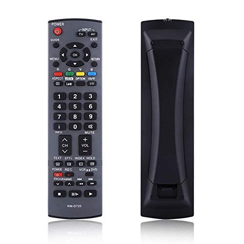 Reemplazo del Control Remoto para Panasonic N2QAYB000239, Control Remoto Universal Reemplazo para Panasonic N2QAYB000238, N2QAYB000222 Smart TV