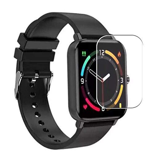Vaxson 3 Stück Schutzfolie, kompatibel mit ZTE Watch Live Smartwatch Hybrid Watch, Displayschutzfolie Bildschirmschutz Blasenfreies [nicht Panzerglas]