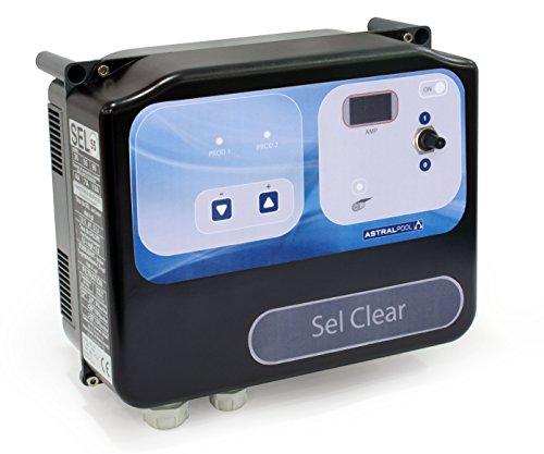 Clorador salino Sel Clear para piscinas 95m3