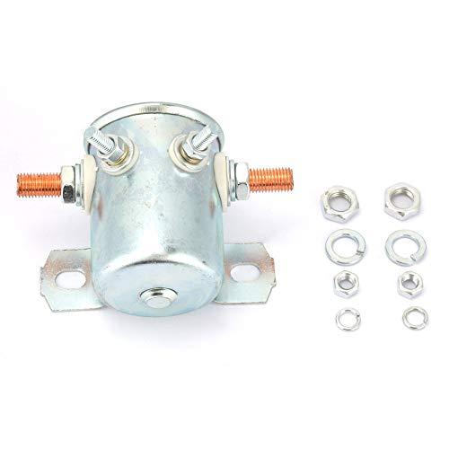 12 V langlebiger Dauermagnet, Hochwertiger elektromagnetischer 24059-BP-Magnet, 4 Stück für Winch Golf Cart