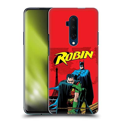 Head Case Designs sous Licence Officielle Batman DC Comics #1 Couverture de Bande dessinée Robin Coque Dure pour l'arrière Compatible avec OnePlus 7T Pro