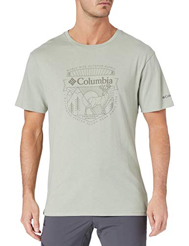 Columbia Bluff Mesa II Camiseta estampada para hombre