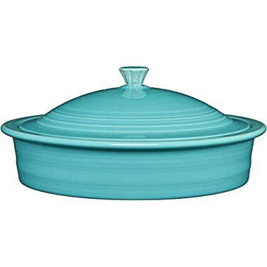 Homer Laughlin 107-1488 Tortilla Warmer, Turquoise