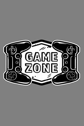 Game Zone: Notebook Planner - 6x9 inch Daily Planner Journal, To Do List Notebook, Daily Organizer, 114 Pages