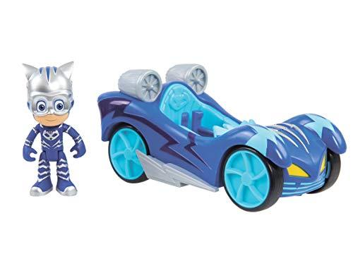PJ Masks Turbo Blast Vehicles-Catboy
