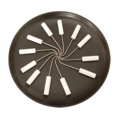 MILQUES–Blister 12ganci per lumache/Aperitivo/Olive pe-500