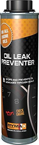 Rymax Motor Öl Verlust Stopp Additiv - Stoppt und verhindert Ölleckagen durch Dichtungen | 250 ml