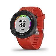 Forerunner 45, GPS, Large, EU, Lava Red (Renewed)