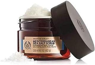 The Body Shop Mediterranean Sea Salt Scrub 350ml
