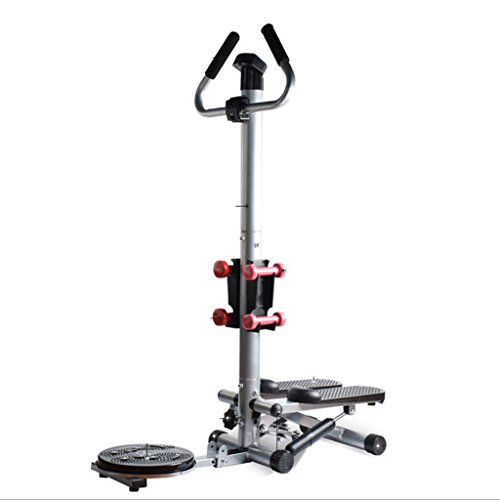 Angel Swing Stepper Twister Stepper Home Multi-Fonction Mute hydraulique pédale Perte de Poids Fitness équipement de musculationPure Fitness Mini Stepper