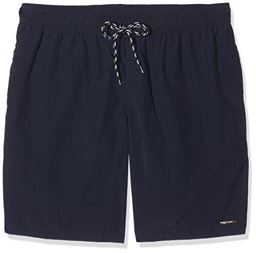 North 56-4 99059 Pantaloncini da Mare, Blu (Navy Blue 0580), XXXXXXL Uomo