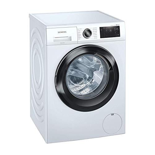 Siemens WM14URFCB iQ500 Waschmaschine / 9kg / A+++ / 1400 U/min / Outdoor-Programm / varioSpeed Funktion / Nachlegefunktion
