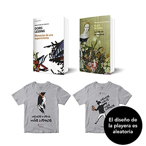 Paquete: Voces feministas clasicas con playera 1