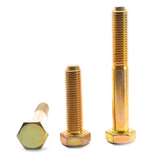 1//4 x 5//8 Grade F436 Round Structural Washer Medium Carbon Steel Yellow Zinc Plated Pk 250