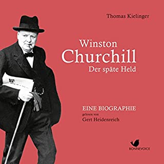 Winston Churchill: Der späte Held Titelbild