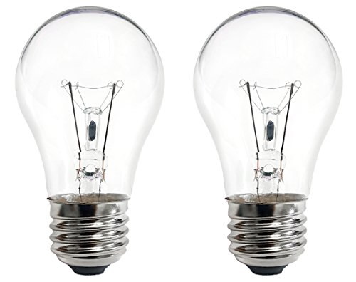 40 Watt Bulb for 16.3' and 17' Lava Lamps, 120 Volt, E26...