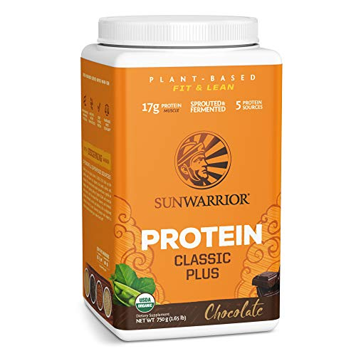 Sunwarrior Classic Plus Chocolate, 750 g