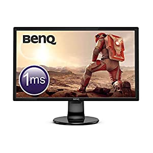 BenQ GL2460BH 24 Inch 1080p FHD 1 ms Eye-Care LED Gaming Monitor, HDMI, B.I. Sensor, Speaker, Black 12