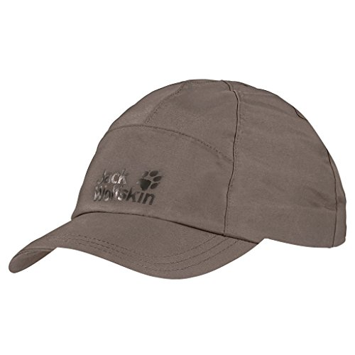 Jack Wolfskin Kappe Texapore Baseball Cap, Siltstone, L
