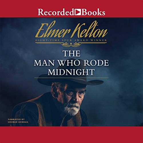 The Man Who Rode Midnight audiobook cover art
