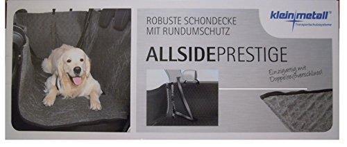 Kleinmetall 50444040 Allside Prestige Autoschondecke 155 x 140cm