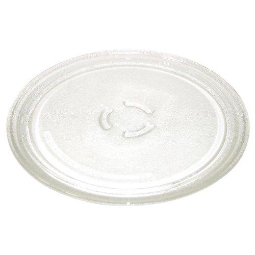 Genuine Whirlpool Microonde Lastra di vetro 481246678407