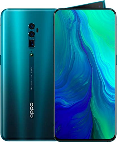 """Reno 10x Zoom, Display 6.6"""", 256 Gb, 4G, Wifi, Android 9.0 Verde"""