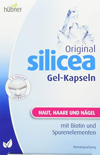 Original silicea Gel-Kapseln mit Spurenelementen (44 g)