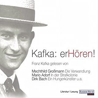 Kafka: erHören! Titelbild