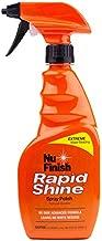 Nu Finish Rapid Shine Spray Detailer, 15 oz.