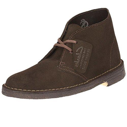 Clarks Originals Damen Desert Boots, Beige (Sand), 39 EU