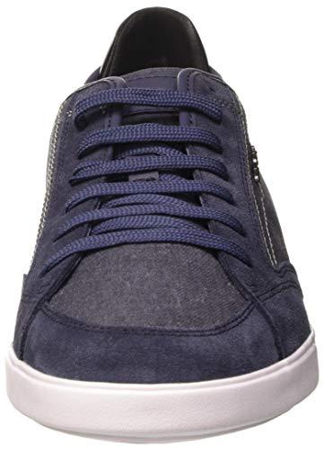 Geox U WALEE A, Zapatillas Hombre, Azul (Navy C4002), 42 EU