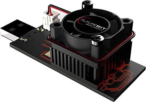 Moonlander 2 USB Stick ASIC Miner for Scrypt Algorithm Cryptocurrencies