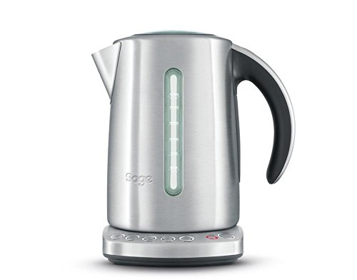 Sage Appliances SKE825 the Smart Kettle, Wasserkocher, Gebürstetes Edelstahl