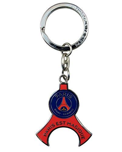 PARIS SAINT-GERMAIN Porte-clefs Tour Eiffel PSG - Collection Officielle