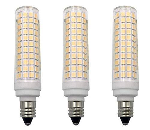 E11 LED Bulbs Dimmable 10W(Equivalent to 100W Halogen Bulbs)110V Warm...
