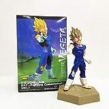 XKMY Figura de acción Dragon Ball Z Majin Vegeta figuras de acción de PVC de 130 mm Super Saiyan Ani...